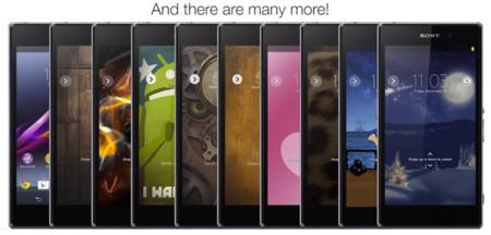 Xperia Themes, o cómo tener acceso a multitud de temas para nuestros teléfonos Sony