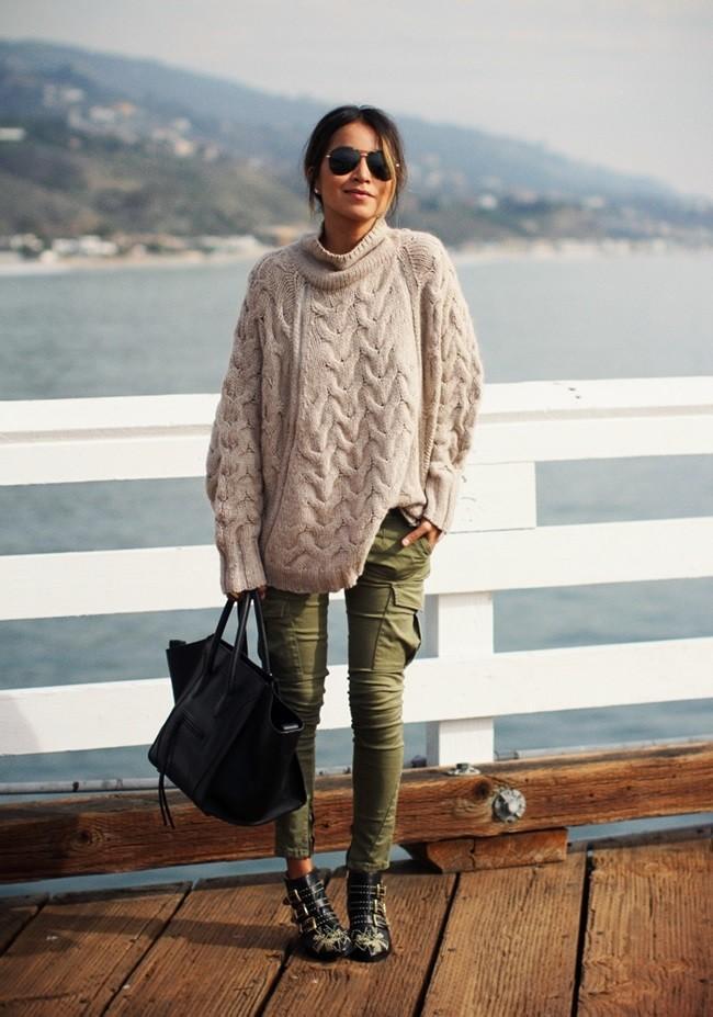 Ideas Para Lucir Los Pantalones Cargo De La Manera Mas Cool Posible