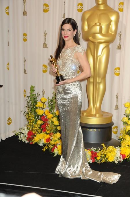 Sandra Bullock Oscar 2009