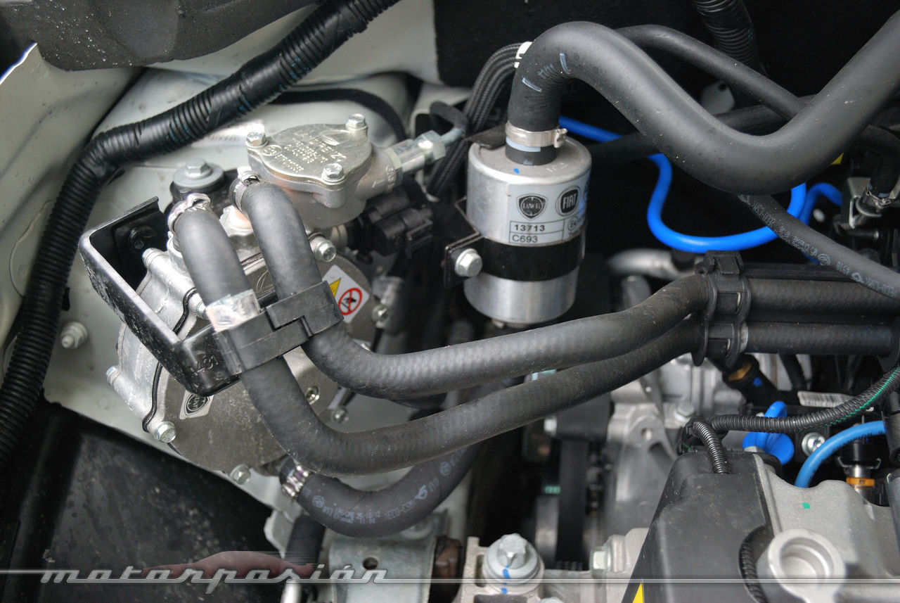 Foto de Fiat Punto 1.4 GLP (prueba) (48/70)