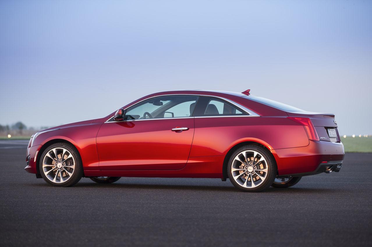 Foto de Cadillac ATS Coupé Europeo (19/33)