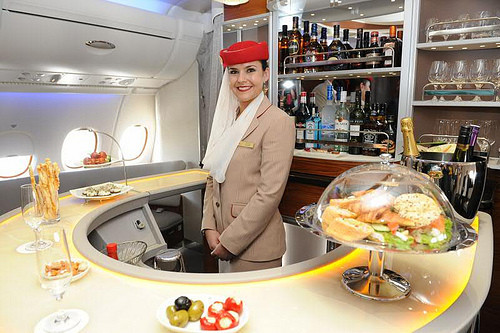 Foto de Emirates Airlines A380  (3/8)