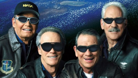 Clint Eastwood: 'Space Cowboys'