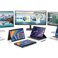 Elite Dragonfly G2 y Max, EliteBook 840 G8 Aero, los auriculares Elite Wireless Earbuds y varios monitores: la apuesta de HP para el sector profesional