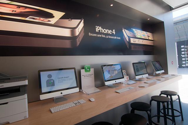 Foto de Apple Store Montpellier (2/9)