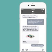 Apple le planta cara a WhatsApp Business en el mercado corporativo con Business App