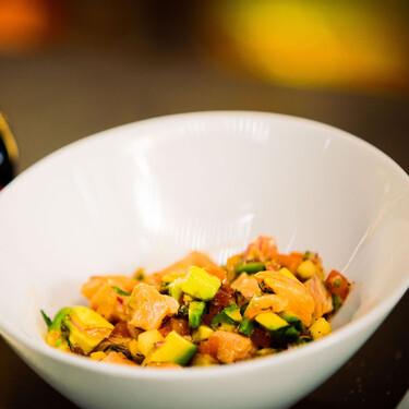 Ceviche frutal: receta refrescante y fácil para Cuaresma del ganador de MasterChef 2018 Ismael Zhu