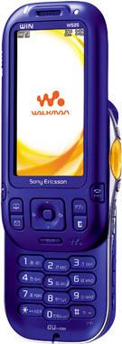 Sony Ericsson W52S para Japón