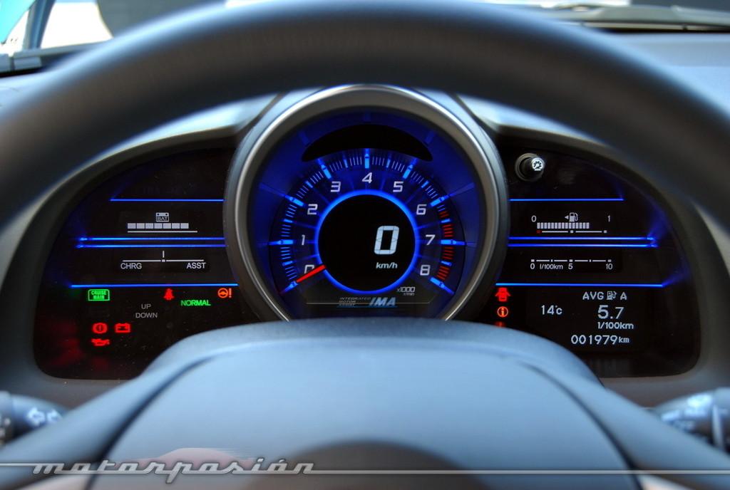 Foto de Honda CR-Z (presentación) (32/51)