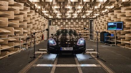 Porsche Taycan Sonido