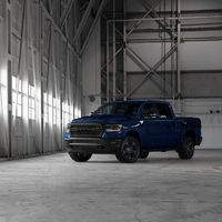 RAM 1500 Built to Serve Edition, la familia que rinde tributo al servicio militar de E.U.