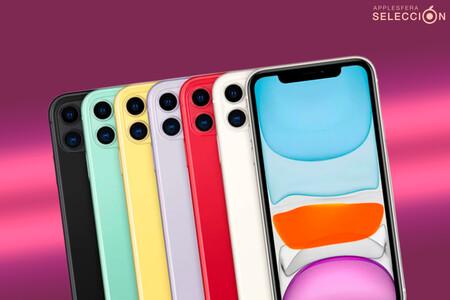 El superventas iPhone 11 de 256 GB está más barato que nunca en Amazon y MediaMarkt por 699 euros