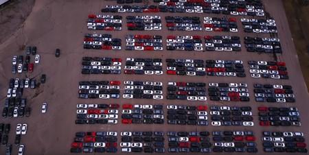Volkswagen ya puede vender esos coches diésel que almacena en aparcamientos de Estados Unidos