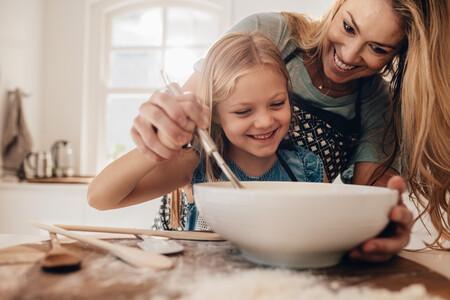 cocinar con los hijos