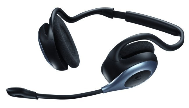 Auriculares Logitech h760