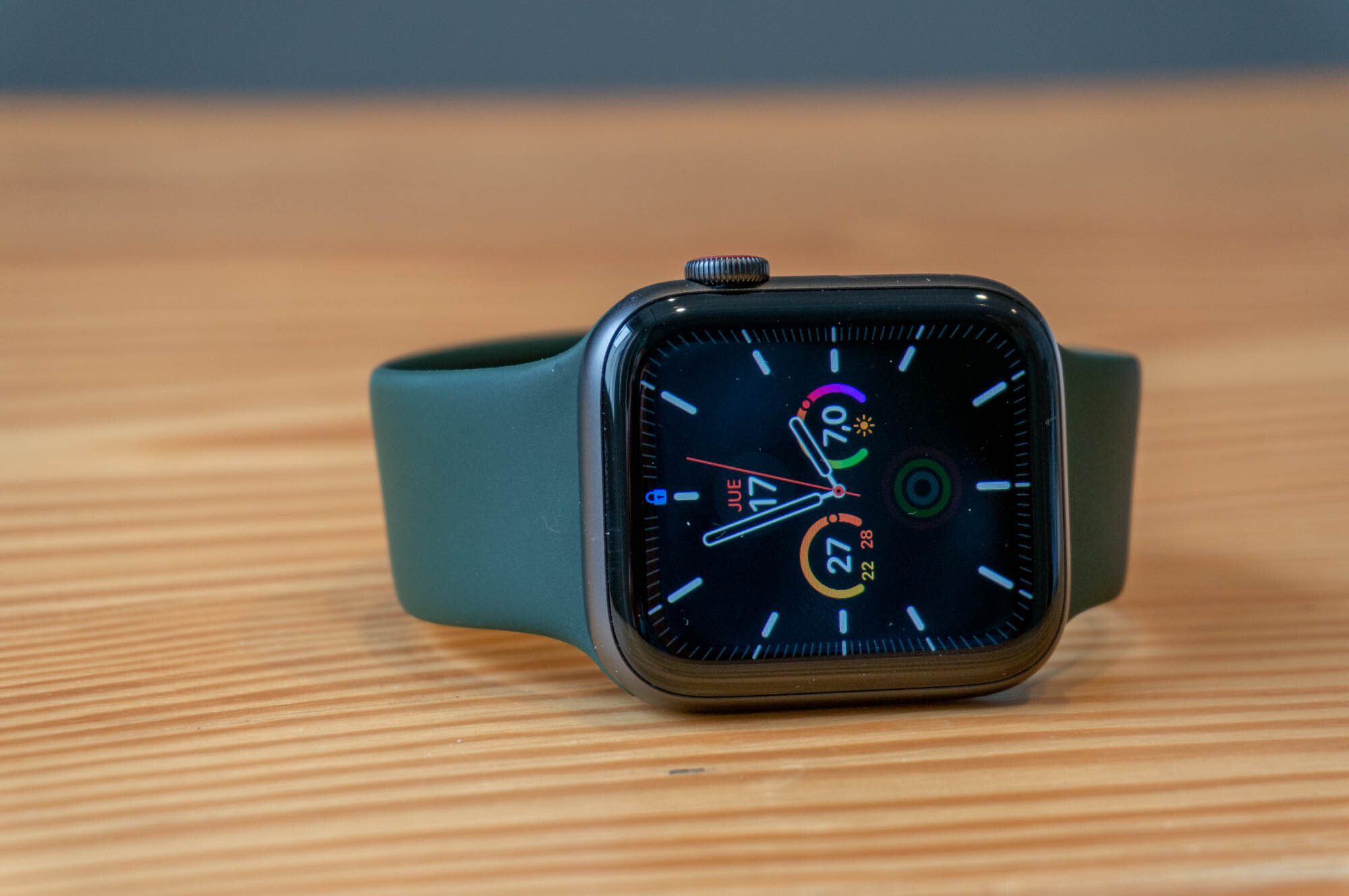 Foto de Apple Watch SE y Solo Loop (18/21)
