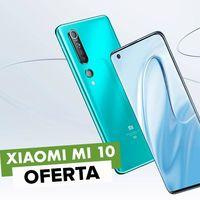 En tuimeilibre, el nuevo Xiaomi Mi 10 con 8 GB de RAM y 256 GB de almacenamiento es un chollazo: lo tienes por 669 euros