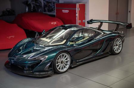 ¡Aprovecha! Esta puede ser la primera y última oportunidad de ver el McLaren P1 GT Longtail