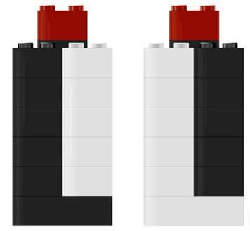 Salpimentero Lego