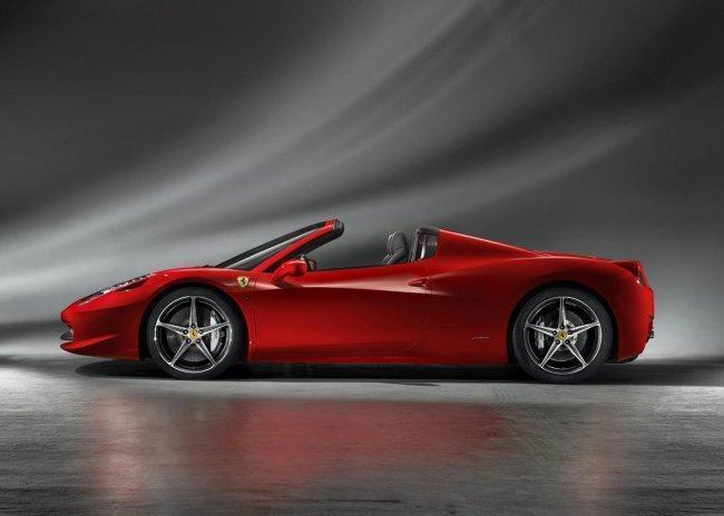 El Ferrari 458 Italia Spider Ya Tiene Precio