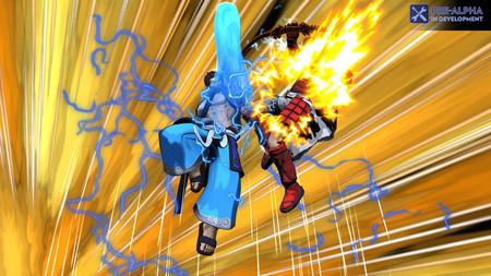 Fantasy Strike, la nueva apuesta de lucha de controles MUY simplificados que promete una experiencia altamente competitiva