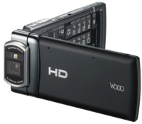 Hitachi Hi-Vision Cam Wooo con zoom óptico de 3 aumentos