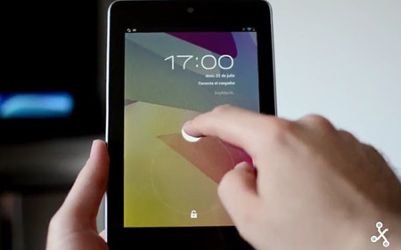 Google Nexus 7 supera al iPad en Japón