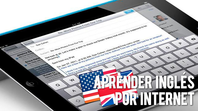 Aprender inglés iPad y iPhone