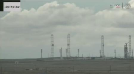 Falla la misión Centenario, el cohete que lo transportaba tuvo una importante anomalía