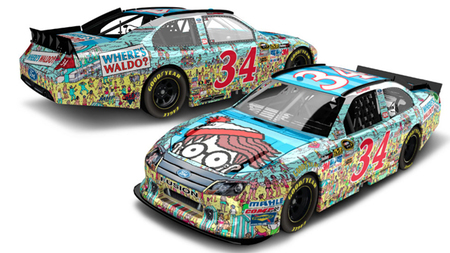 La NASCAR homenajea a Wally