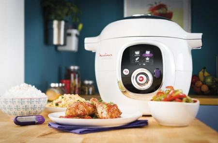 Robots en la cocina
