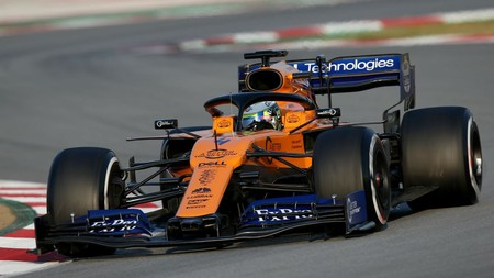 Norris Montmelo F1 2019