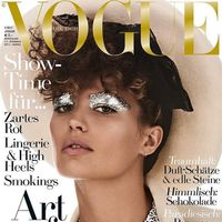 Vogue Alemania: Cameron Russell