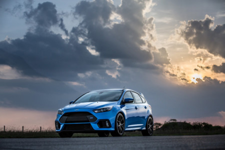Hennessey Ford Focus Rs 400