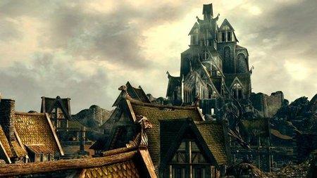 Así es el gigantesco mapa de 'The Elder Scrolls V: Skyrim'