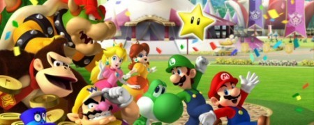 Mario Party 8 para el 22 de junio