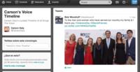 Crea tu propia línea temporal en Twitter: llegan los nuevos Timelines personalizados