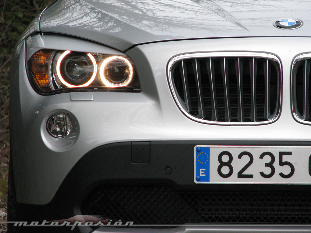 Foto de BMW X1 xDrive23d (prueba) (15/34)