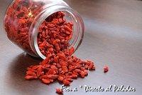 Bayas del goji, propiedades nutricionales y degustación