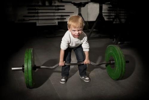 Entrenamiento de fuerza en niños. Lo que la ciencia dice al respecto