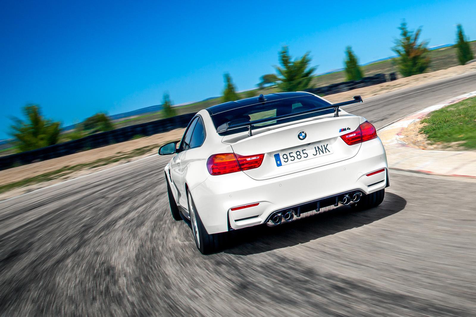 Foto de BMW M4 CS (22/60)