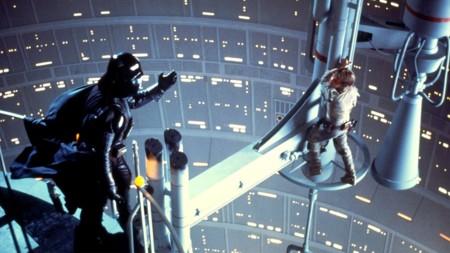 Darth Vader Luke