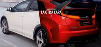 Honda Civic Type R: la otra cara juega a ser Mr. Hyde