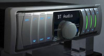 Clarion FB278RBT, equipo de audio para el coche sin CD