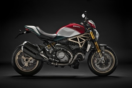 Ducati Monster 1200 25 Anniversario 2019