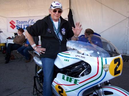 Phil Read Suzuki 500cc