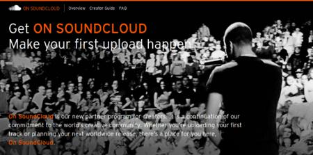 La publicidad llega también a SoundCloud