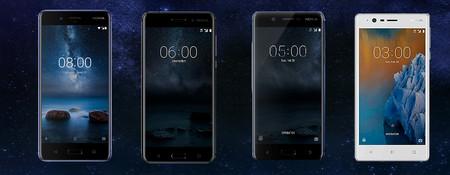 Así queda el catálogo de Nokia con la llegada del nuevo Nokia 8