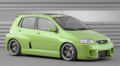 Chevrolet Kalos Extreme