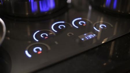 Esta cocina de GE le debe mucho a los smartphones
